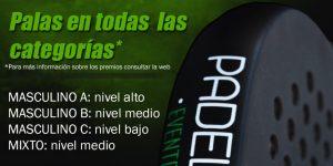 Torneos padel Madrid Sanset Padel Indoor PadelVip Eventos Palas de pádel Siux